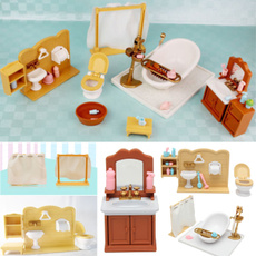 dollbathroom, Bathroom, dollhousefurniture, Home Decor