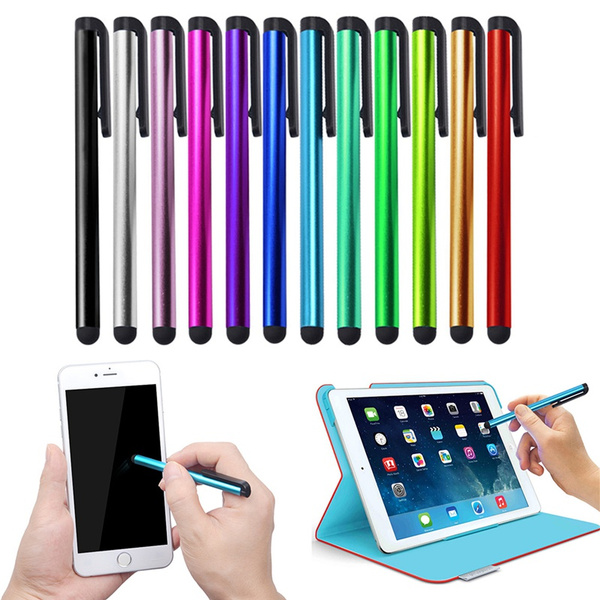 10 PCs Universal Touch Screen Stylus Pens for All Mobile Phone Tablet For Iphone