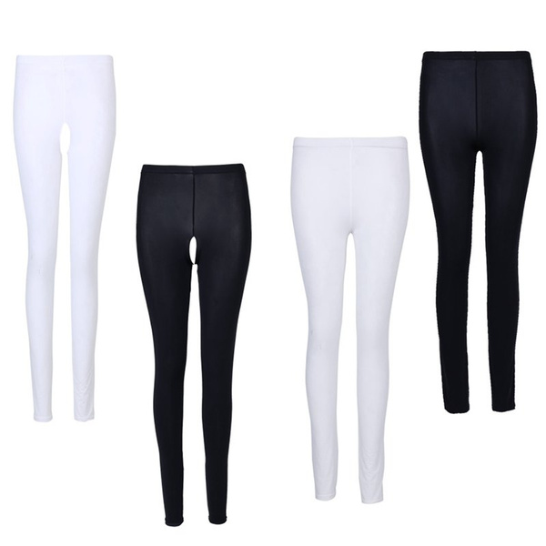wish women skinny leggings pencil sheer pants tights leggings