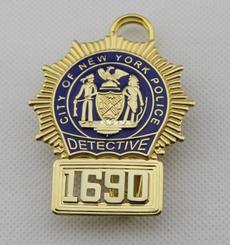 cia, policebadge, New York, judicial