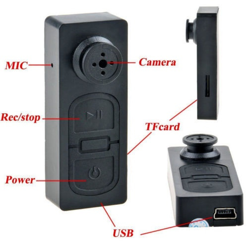 how to set up a mini spy camera