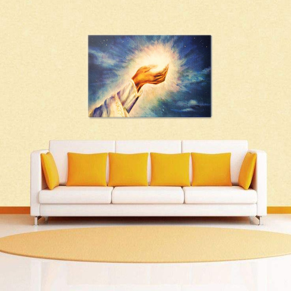 Wish | Colorful Christian Holy Light Painting Hotel Decorated with ...