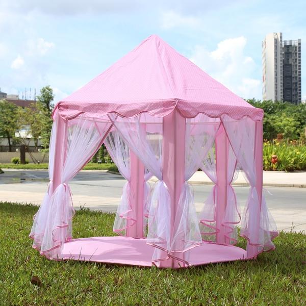 pink, kidsplayhouse, Toy, Princess