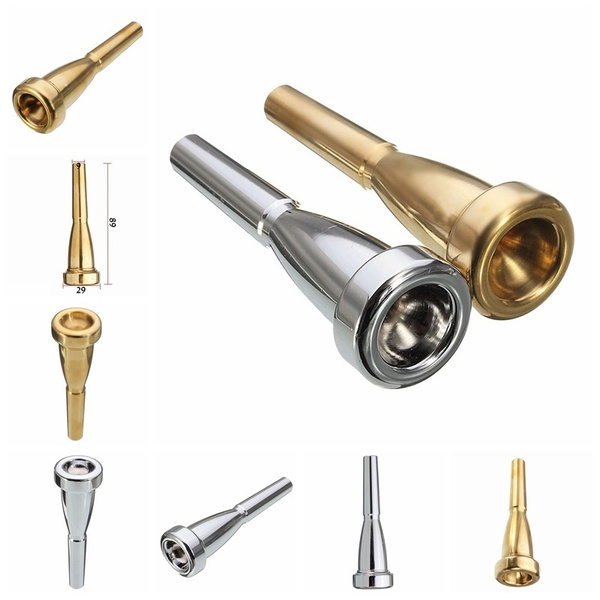 Trumpet Mouthpiece 3C Size Musical instruments for Bach New