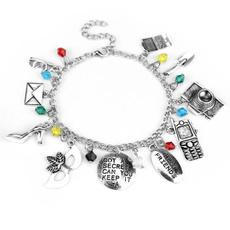 Men Jewelry, Charm Bracelet, Jewelry, TV