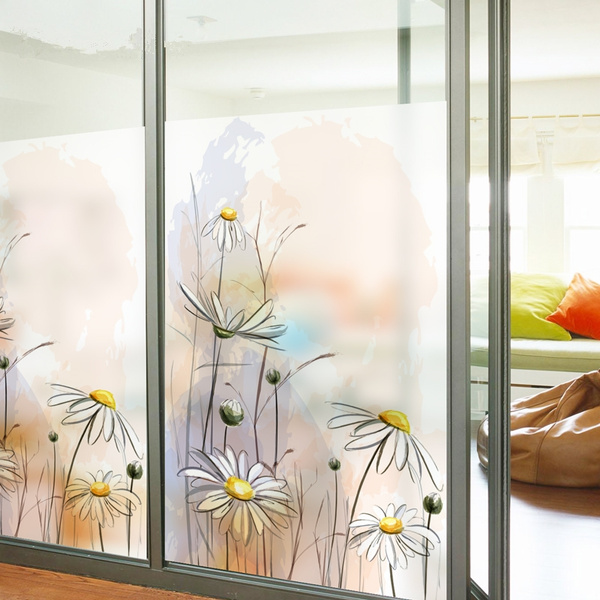 decorative film for bathroom windows static cling decorative window film vinyl non adhesive privacy  static cling decorative window film