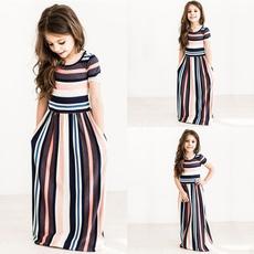 cute, Fashion, long dress, fashion dress