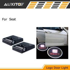 Laser, seatibiza, Door, lights