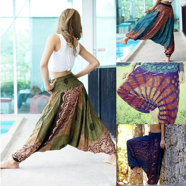 Women Pants, Summer, Fashion, Waist