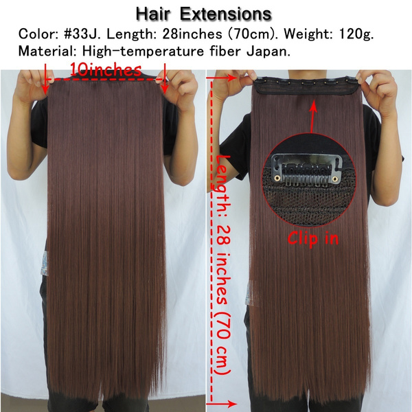 Wish Mega Hair Cabelo Sintetico 100 Kanekalon Fiber Extensions
