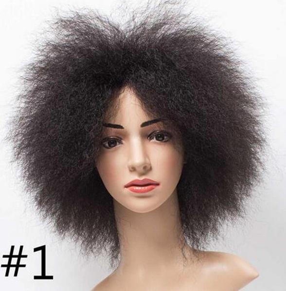 wig, afrokinkycurlywig, kinkystraighthairwig, Cosplay