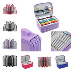 case, coloredpencilbag, paintingsupplie, pencilcase
