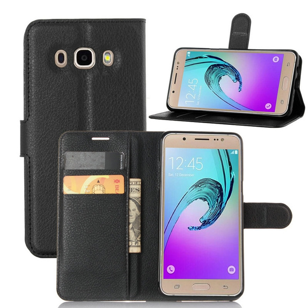 new arrival 4a285 f2d9c For Samsung GALAXY J5 2016 Duos J510 SM-J510x J510FN J510F J510G J510Y  J510M Wallet Flip Leather Case For Samsung GALAXY J5 2016 Duos phone  Leather ...