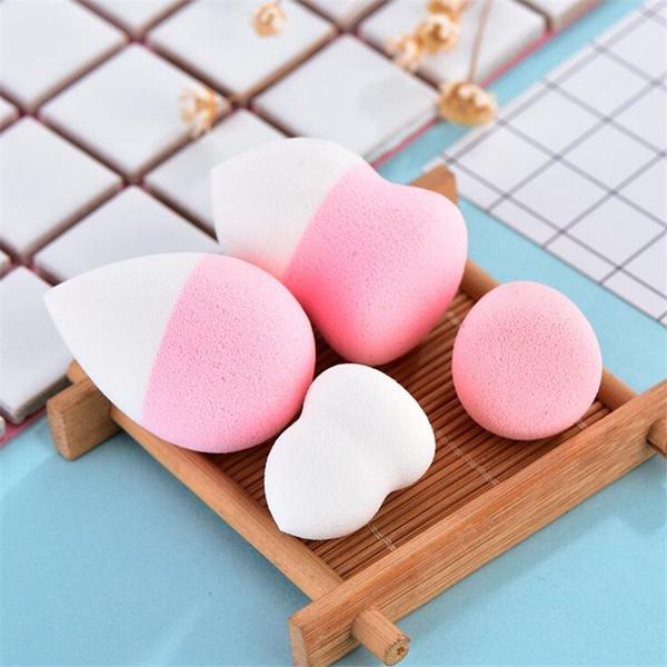 pink, Sponges, Beauty, puffset