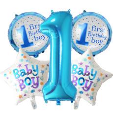 firstbirthday, Boy, Baby Girl, Shower