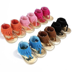 casual shoes, Summer, Tassels, Sandalias