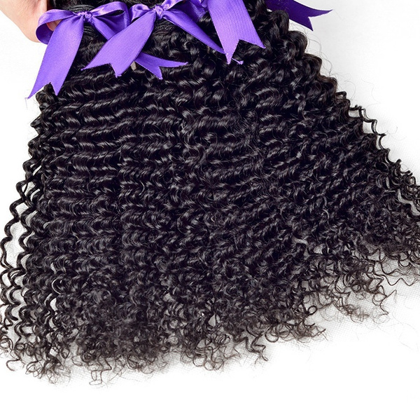 Wish Hight Quality Brazilian Afro Kinky Curly Weave Synthetic Hair