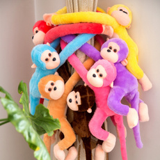 Plush Toys, cute, Toy, monkey