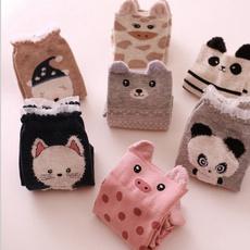 cartoonsock, Cotton Socks, Cotton, Socks