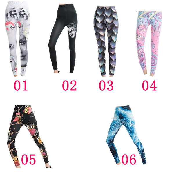 11e61ca540e7e Ethinic Style High Waisted Printed Loose Fitting Wide Leg Yoga Pants ...
