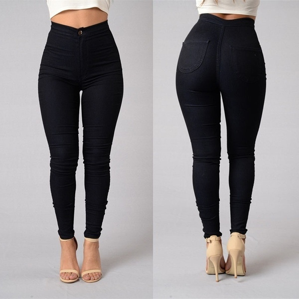 pencil, Plus Size, high waist, pants