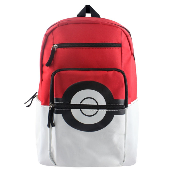 Wish   Anime Pokemon Backpack Boys Girls School Bags Children Pikachu  Backpack For Teenagers Kids Gift Backpacks Schoolbags Mochila B36 10c76cefb2