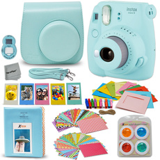 Blues, Mini, instant, Photography