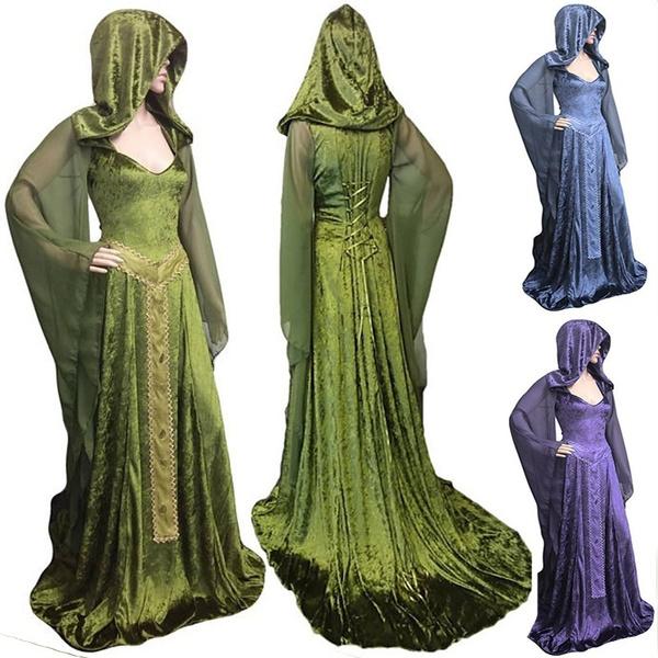 Cosplay, Sleeve, Vintage dress, gothic clothing