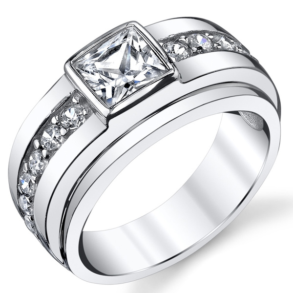 taille bague homme wish