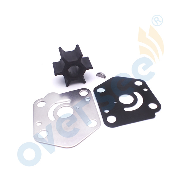 17400-93951  Water Pump Impeller Service Kit for Suzuki DF9.9//DF15//DT9.9//DT15