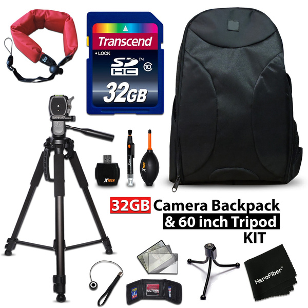 32gb Accessory Kit For Canon Eos 80d 70d Eos Rebel T6 T6i T6s T5i T5 T4i T3i T3 Eos 760d 750d 1300d 1200d Includes 32gb High Speed Memory