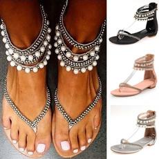 bohemia, Summer, strappysandal, Womens Shoes