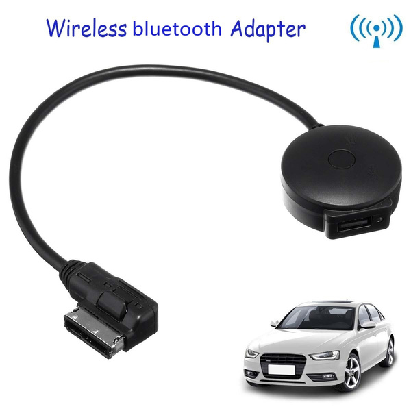 Car Accessories AMI MMI MDI Wireless blue-tooth Dongle Adapter USB LED  Charger Stick MP3 for Android iPhone i-Pod Touch iPad Vehicle Auto Audi A3  A4