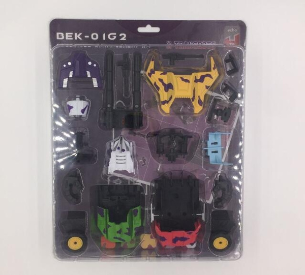 XTransbots Boosticus Kit BEK-01G2.In stock!