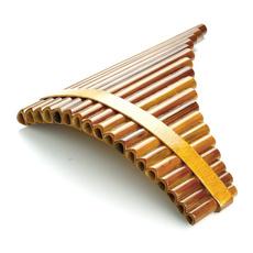 Musical Instruments, panflute, Handmade, panpipe