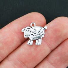 Sheep, Antique, girlshandmadediybracelet, diymaterial