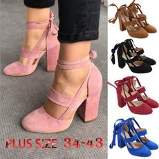 casual shoes, Summer, Sandals, Plus Size