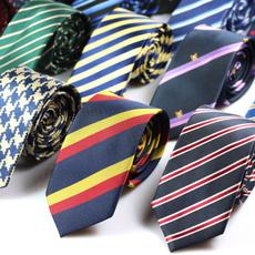 mens ties, Polyester, slim, Necktie