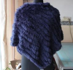 knitted, Fashion, Genuine, Coat