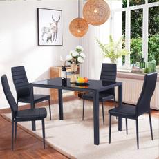 moderndiningfurniture, Moda, diningset, Glass