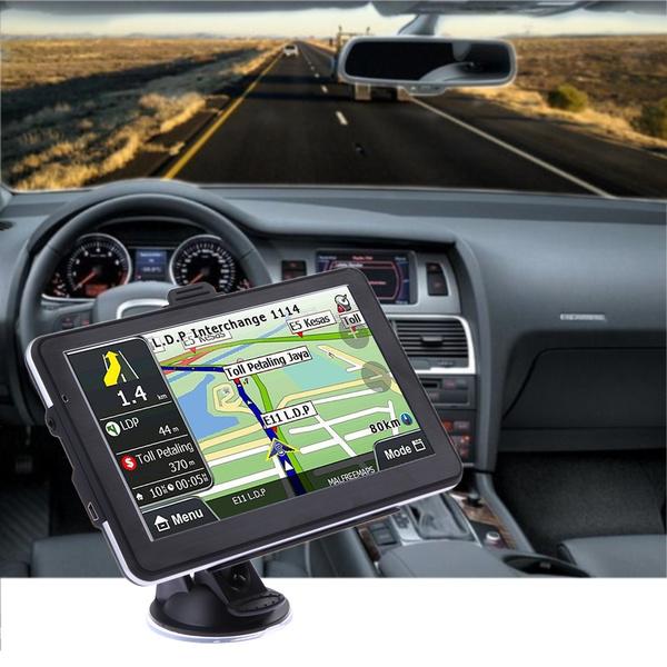 carnavigationgp, Gps, automobile, Truck