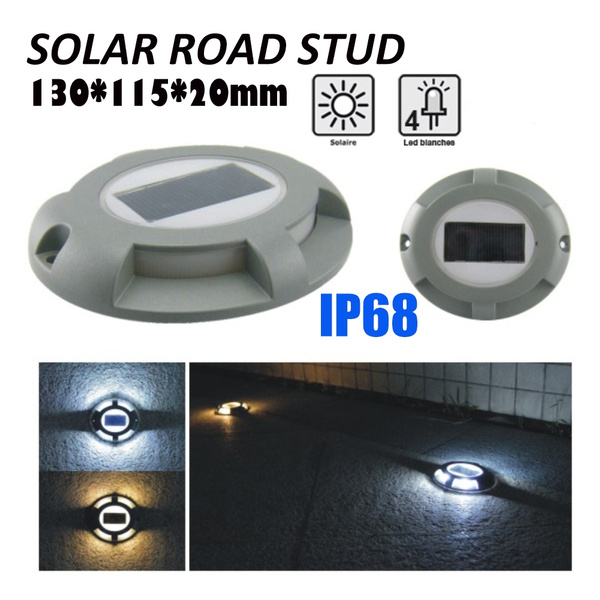 Solar road stud ip65 outdoor lighting street lamp of light
