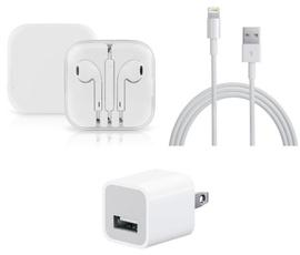 Apple, Adapter, iphone 5, Kit