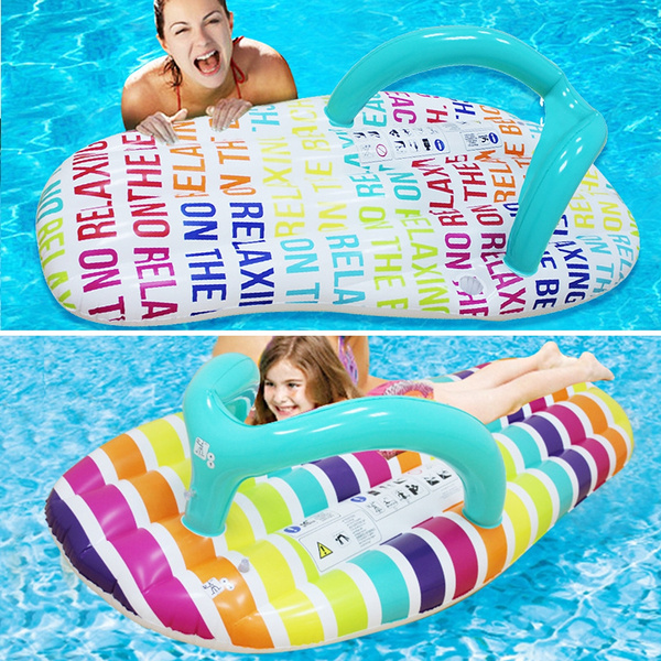 Wish | Inflatable Pool Float Lounge Swimming Chair Floating Lounger Raft Floater Lake  sc 1 st  Wish & Wish | Inflatable Pool Float Lounge Swimming Chair Floating Lounger ...