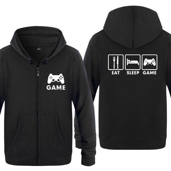gamereatsleep, Fashion, mentracksuit, Sweaters