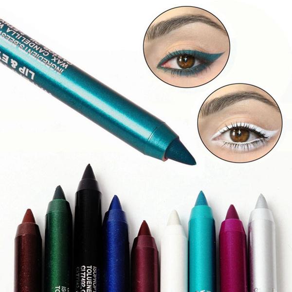 pencil, pigmenteyeliner, Fashion, longlastingeyeliner