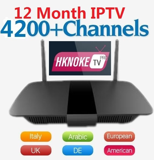 Europe Arabic IPTV Box Android Smart TV Box with free 1 year 1700 Channels  IUDTV APK Code Europe French Arabic Italy Germany Sweden IPTV Top Box