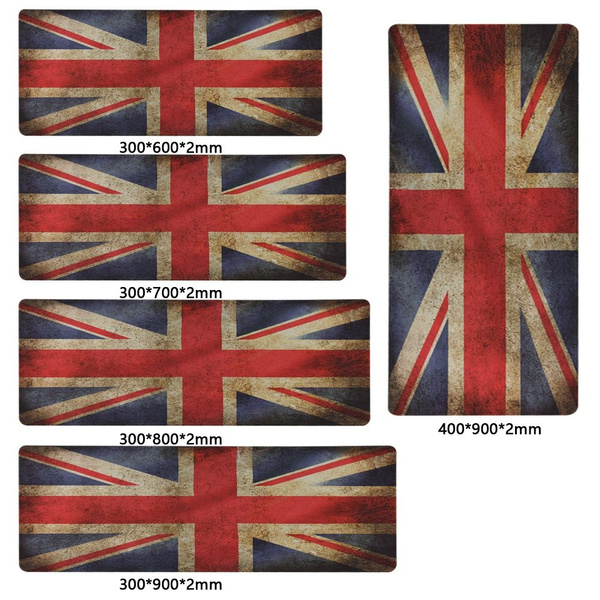 England Flag Wallpaper 7 Mouse Mats To Mouse Gamer 300x700x2mm Silicon Mouse Pad S