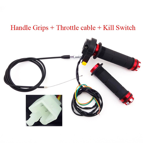 2-Stroke 49cc 60cc 66cc 80cc Throttle Cable For Engine Motorized Bicycle Bike