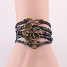 throne, infinity bracelet, Silver Jewelry, Fashion